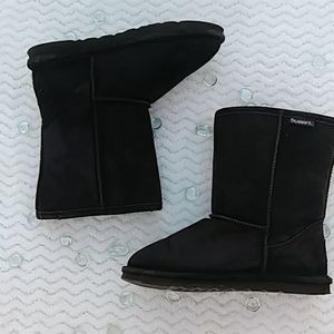 "EUC Bearpaw Brown ""Suede"" Winter Boots"